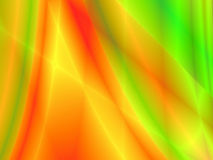 Fire. Fractal rendition of fire back ground Royalty Free Stock Photo