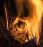 Fire2 Στοκ Εικόνες