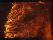 Fire 4 Royalty Free Stock Photo