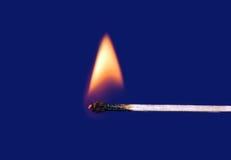 Fire. Match, fire stock images