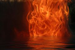Fire Stock Photography
