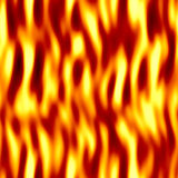 Fire. Background, will tile seamlessly as a pattern Royalty Free Stock Photos