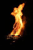 Fire. Festival fire royalty free stock image