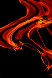 Fire abstract Royalty Free Stock Image