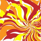 Fire Abstract Background Royalty Free Stock Photography