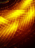 Fire abstract background, Power design. Stock Image