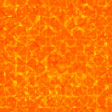 Fire Abstract Orange Vector Background. Royalty Free Stock Image