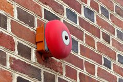 Free Fire Alarm Royalty Free Stock Photo - 1168245