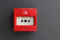 Fire alarm stock photography