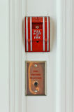 Fire alarm Royalty Free Stock Images