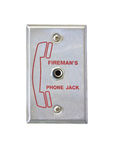 Fire alarm switch Stock Images