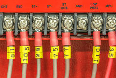 Fire alarm system Stock Photography