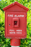 Fire alarm Royalty Free Stock Photo