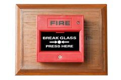 Fire alarm. Stock Image