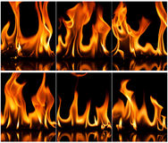 Free Fire And Flames Stock Photos - 19130333