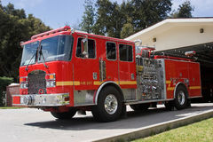 Fire Apparatus Royalty Free Stock Photo