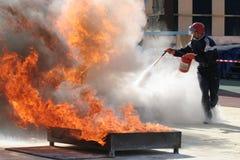 Fire Applied Sport Stock Photo