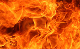 Fire background Royalty Free Stock Photography