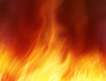 Fire background. Abstract fire background for your project Stock Images