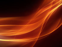 Fire background. Abstract fire background for your project Royalty Free Stock Image