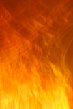 Fire Background-D Stock Photo