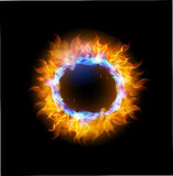 Fire background, Stock Images