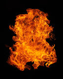 Fire ball Royalty Free Stock Photo