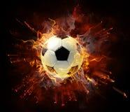Fire ball Stock Image