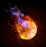 Fire ball Royalty Free Stock Photography