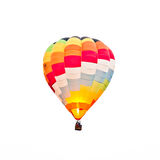 Fire balloon Royalty Free Stock Photo