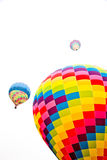 Fire balloon Royalty Free Stock Photos