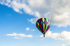 Fire balloon Royalty Free Stock Image