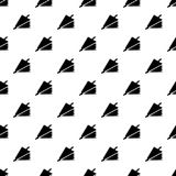 Fire bellows pattern vector seamless. Repeating for any web design Royalty Free Stock Images