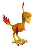 Fire bird Stock Image