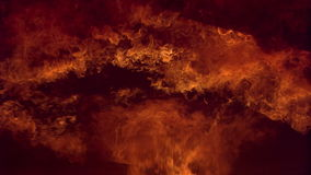 Fire stock footage