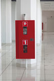 Fire box Stock Image
