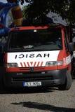 Fire Brigade Royalty Free Stock Photos