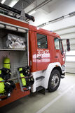 Fire brigade Stock Images
