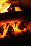 Fire burn Stock Photography