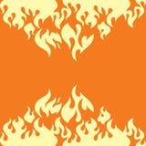 Fire burn theme. Hot fire burn theme  art illustration Stock Photos