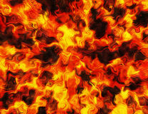 Fire burst texture backgrounds Stock Photography