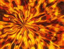 Fire burst texture backgrounds Royalty Free Stock Photography