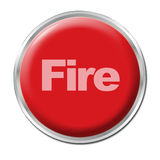 Fire Button Stock Photos