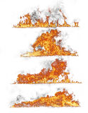 Fire collection Stock Image