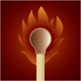 Fire concept Stock Photos
