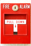 Fire Controls Royalty Free Stock Photo