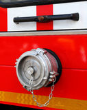 Fire coupling head Royalty Free Stock Photo