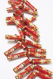 Fire Crackers Royalty Free Stock Image
