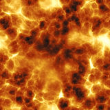 Fire dark. Fire background, seamlessly tillable as a pattern Royalty Free Stock Images