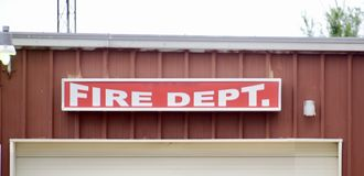 Fire Department Brigade. A fire department or fire brigade also known as a fire protection district, fire authority, or simply fire and rescue service is a Stock Photos